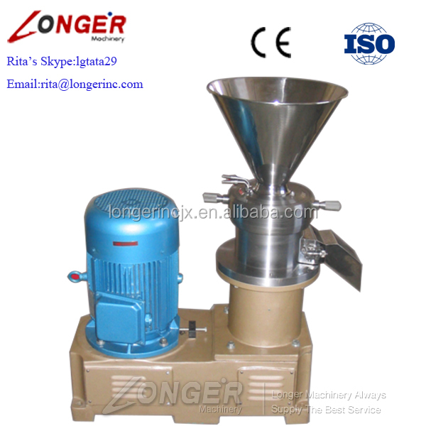 Ginger Paste Milling Machine/Coffee Bean Grinder/Cocoa Bean Grinding Machine