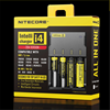 Authentic Nitecore charger, Nitecore I4, D4,I2, D2 battery charger Wholesale Nitecore Intelligent, Digital charger