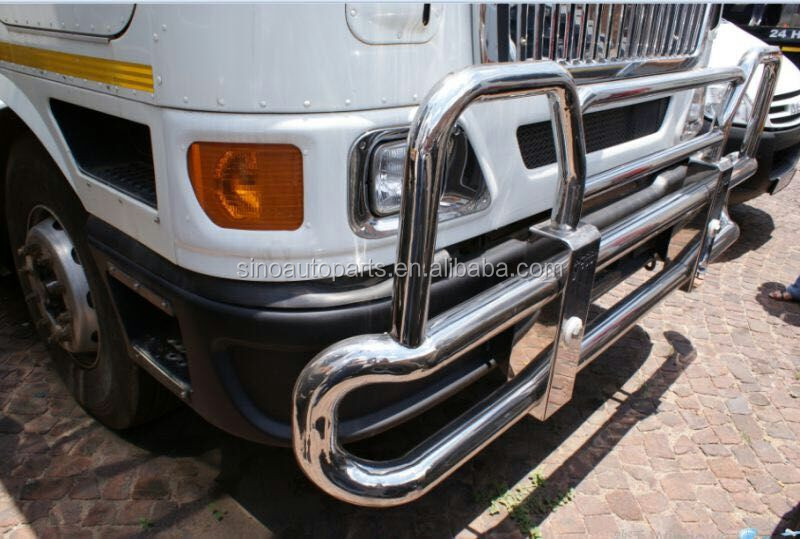Front Bumper For Kenworth 680 Truck Bull Bars For Kenworth T680Truck Deer Guard