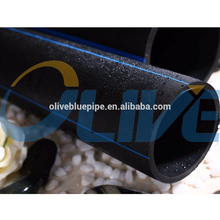 Large Diameter Plastic Polyethylene Pipe Price for Water Supply