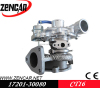 12 month warranty Toyota hilux turbo diesel CT12B for 2KD turbocharger 17201-30080