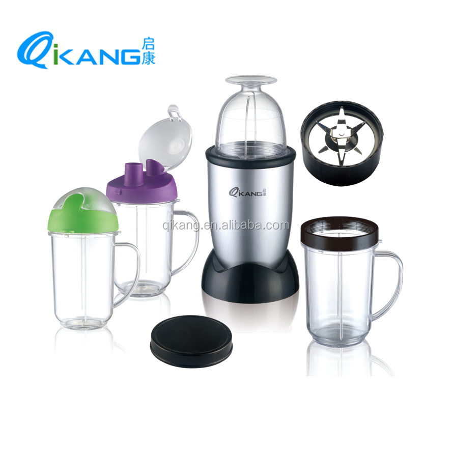 national portable immersion ice crusher vacuum blender with filter