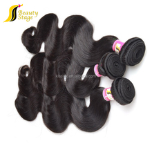 Wholesale cheap natural hair body texture weave natural color 100% raw human virgin malaysian hair bundles