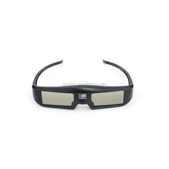 2017 new wholesale 3D active glasses for benq vivitek dlp projector 3d glasses g06 dlp