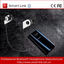 Retactable cable of bluetooth headphone for iphone5s Wireless headset with Package