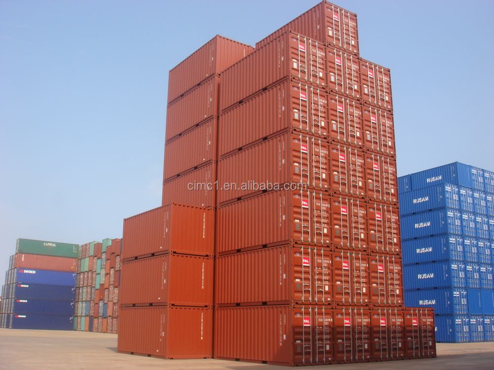 53ft HC North America container