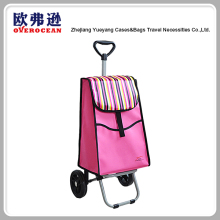 Factory Price Custom Telescopic Handle Shopping Trolley Bag Sizes