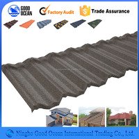 Concrete roof Tile /Black