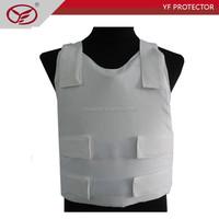 Military VIP White Inner Undergarment Kevlar Bulletproof Vest