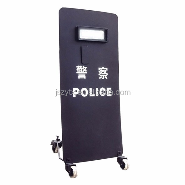 handheld bulletproof ballistic shield