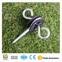 Widely Use private distance plastic insulators electric fence for cattle ISO factory