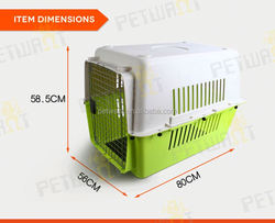 Dog eco-friendly dog kennel