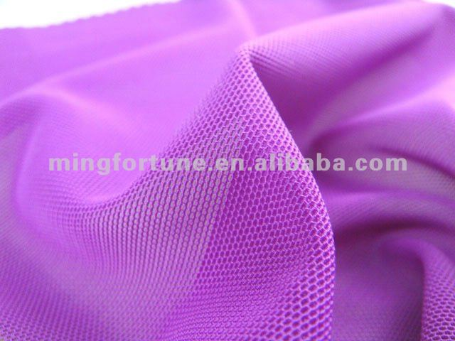 [fabric sample free] any color polyester mesh fabric