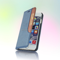 PU leather free sample phone case for iphone6 4.7 inch