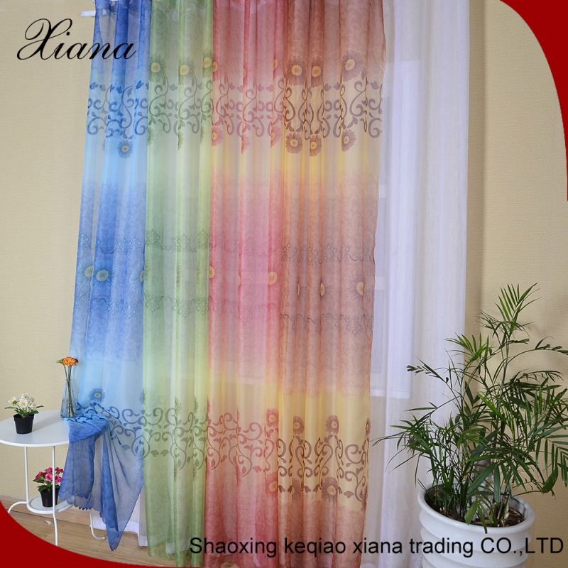 100% cheap price and high quality waterproof sheer curtains