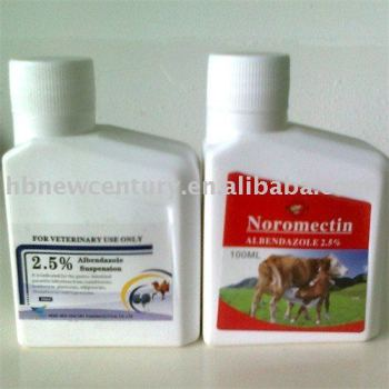 Albendazole Suspension2.5%