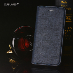 PU Leather Flip Smart Phone Case for smartphone samsung galaxy s6 Wallet Stand with Card Holder Cell Phone Cover