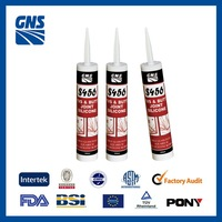 Professional neutral sanitary silicone sealant with CE certificate