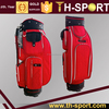 Nylon customized golf staff bag with many pockets