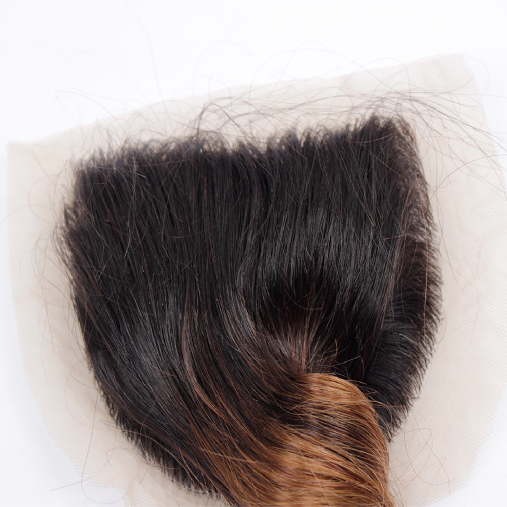 remy hair brazilian hair with closure human hair womens toupee