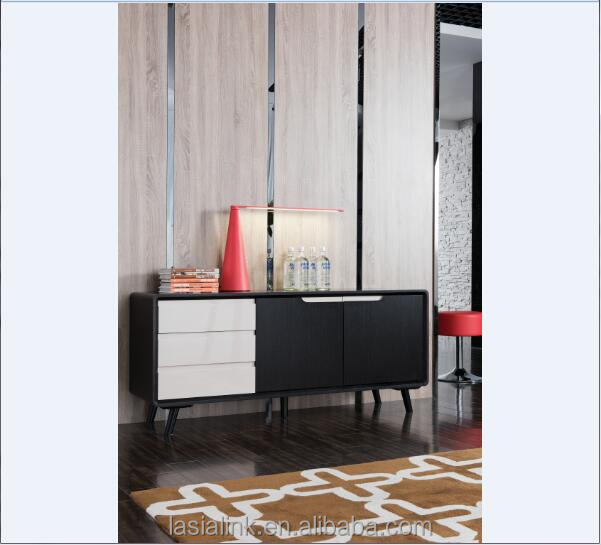 MDF BUFFET IN OAK VENEER MODERN BUFFET