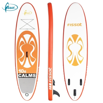 High air-tightness multi-color pvc EVA sup stand up paddle board