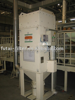 Auto Shaker Dust Collector(pollution abatement equipment,filter machine)