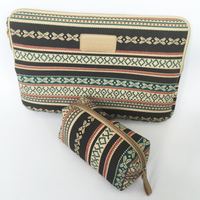 Neoprene laptop sleeve,bohemia canvas bag,laptop sleeve case bag
