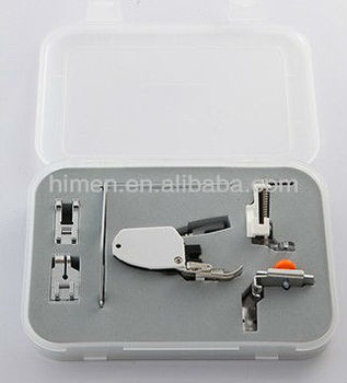 household sewing machine parts sewing feet kits HM-006-001