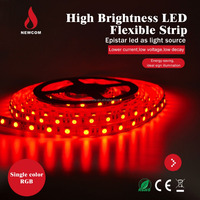 12V Flexible LED Strip IP68 Light Underwater RGB Color changing