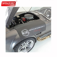 Vehicle maintenance car magnetic fender cover
