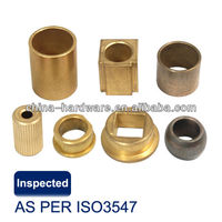 high quality self lubricating slide bushing,high quality oilite bearing bushing