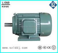 YX3 series 110v ac motor low rpm,squirrel cage motor 11kw