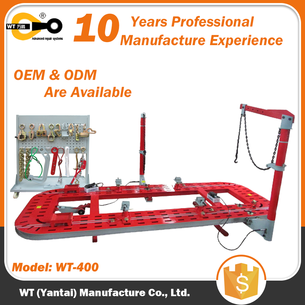 Manufacturer Price Auto Body Repair Bench or Dent Puller WT-400