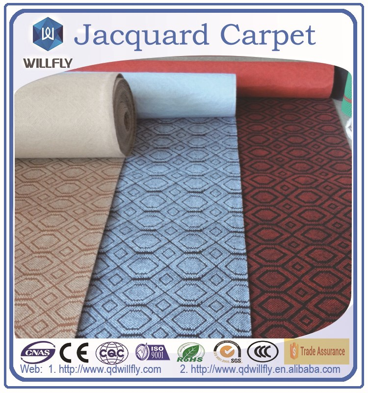 Quality and cheap Jacquard carpet