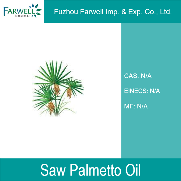 Farwell Saw Palmetto Oil
