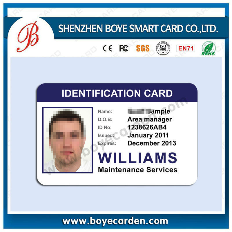List Manufacturers of Hologram Staff Card, Buy Hologram Staff Card ...