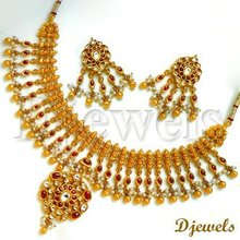 Meenakari Necklace Set, Kundan Jewelry, Kundan Jewellery