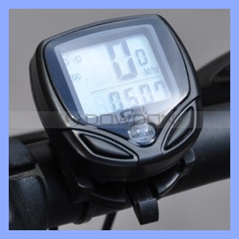 Waterproof Bike Computer Wireless Cycling LCD Odometer Meter Speedometer for Bicycle Newest High Quality SD 548C