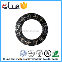 OEM two layer High TG 5630 led mc pcb