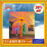 2014 Newest Design palm tree wedding decorations with CE ROHS GS BS UL SAA