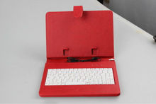 7 inch Android Tablet With keyboard Leather Case Tablet Cover