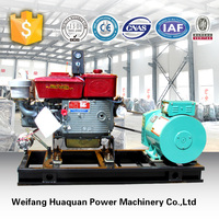 changchai single cylinder 10kw portable diesel genset