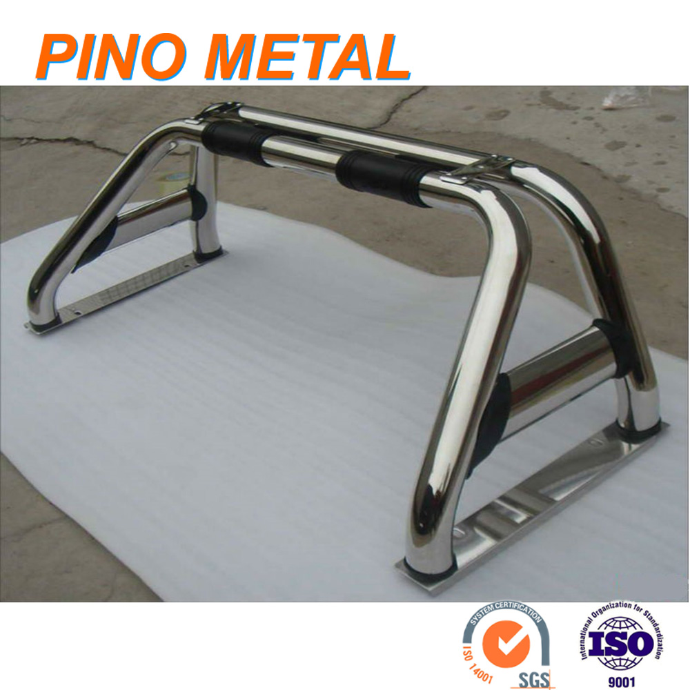 stainless steel roll bar for hilux accessories