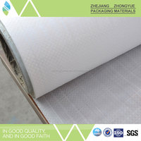Easy to handle glass wool and fibreglass vapor barrier