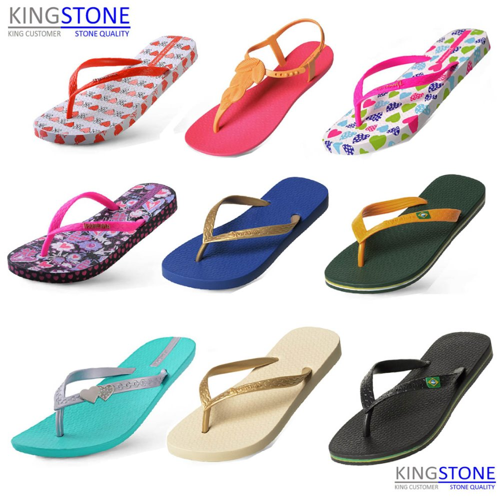 KINGSTONE One Color PVC Strap Injection Mold, Shoe Upper Mould