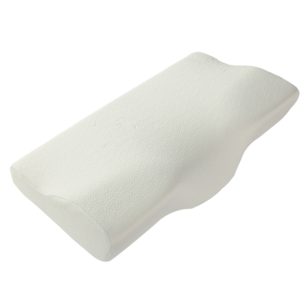 Gentle High Quality Hypoallergenic Hotel Memory Foam Bamboo Pillow For Home Camping Office