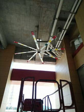 High Quality automatic rotor stator temperature controlled ceiling fan