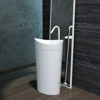 Artificial Stone Soild Surface Wash Basin GM-3008