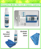 2 in 1 lcd tv screen cleaning set natural lcd screen cleaner spray and superfine cleaning cloth